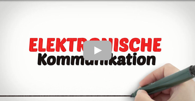 Video Elektronische Kommunikation